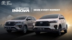 Mobil terbaru Innova 2020